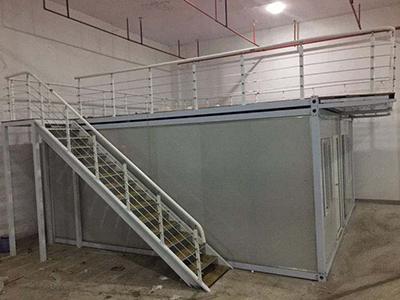贵阳集装箱楼梯