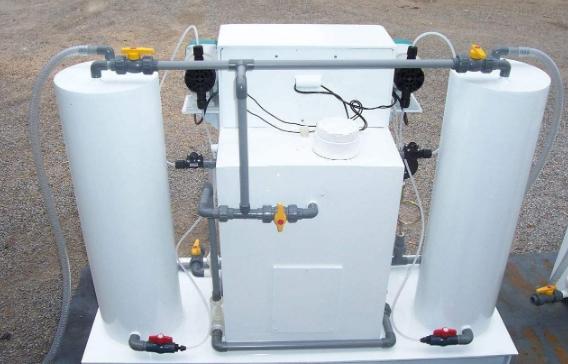 口腔卫生院污水处理设备