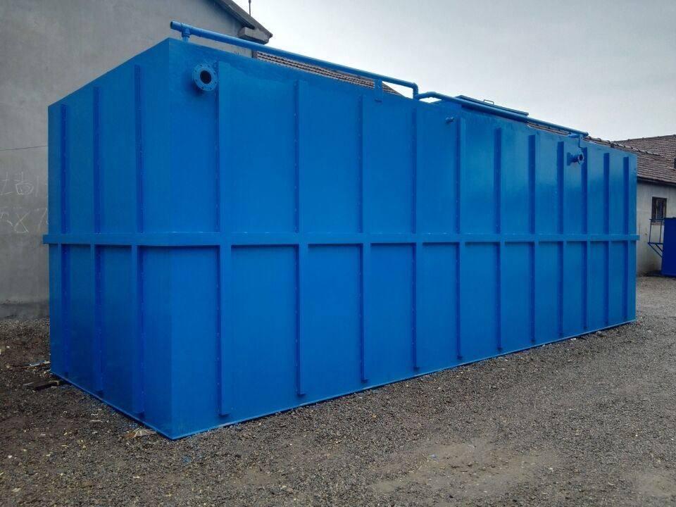 介绍诊所污水处理设备的处理步骤
