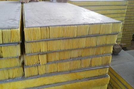 复合玻璃棉板