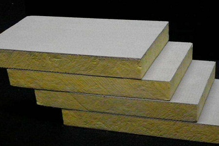 岩棉单面复合板