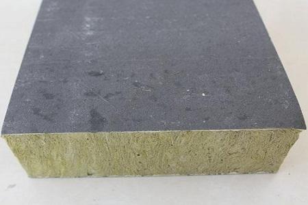 岩棉砂浆复合板