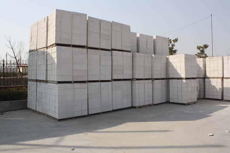 遂宁加气砖带你走进加气砖生产…