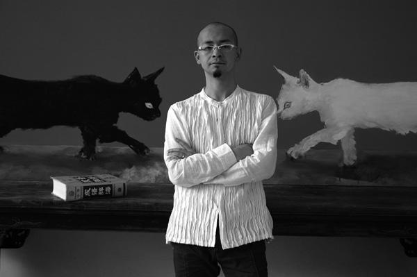 王煜 云南藝術學院美術系教師