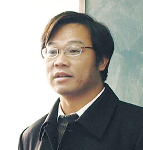 張宗紅 云南民族大學藝術學院副院長