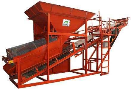 筛沙机安全生产中的注意事项及维护保养