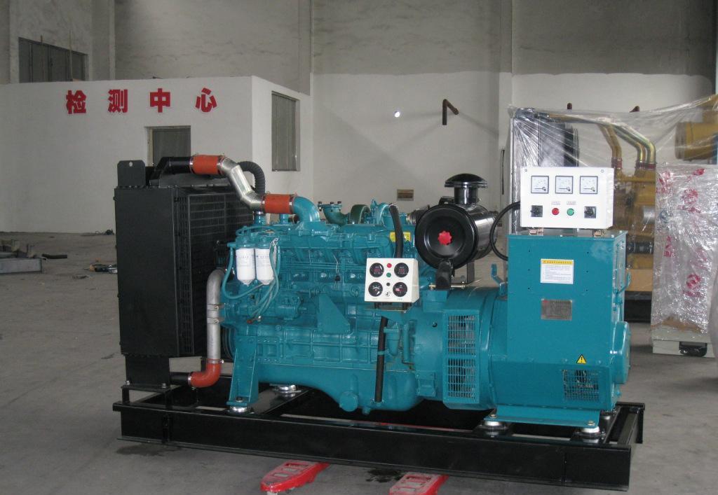 玉柴系列75KW柴油机发电机