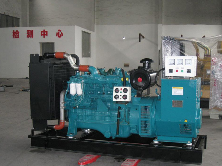 玉柴75KW柴油机发电机系列