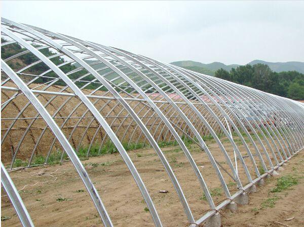 甘肃新型日光温室