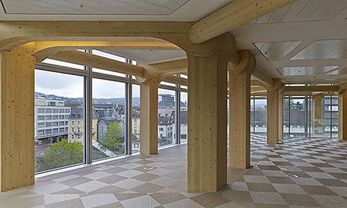 木结构建筑的发展