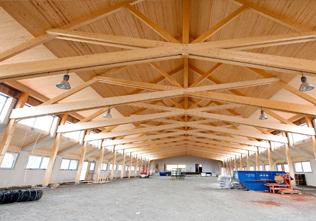工业建筑木结构