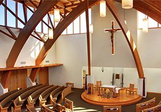 宗教建筑木结构