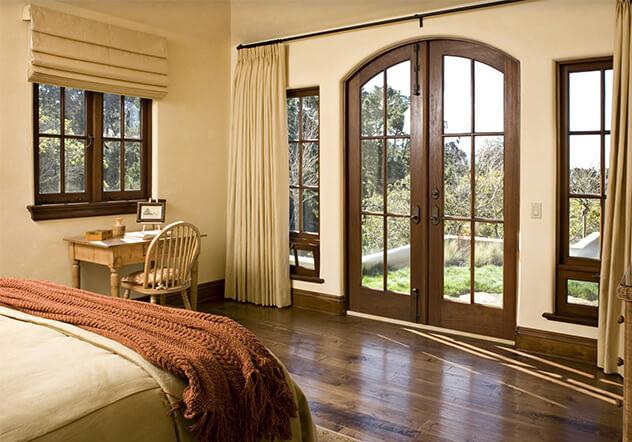 建筑节能木窗