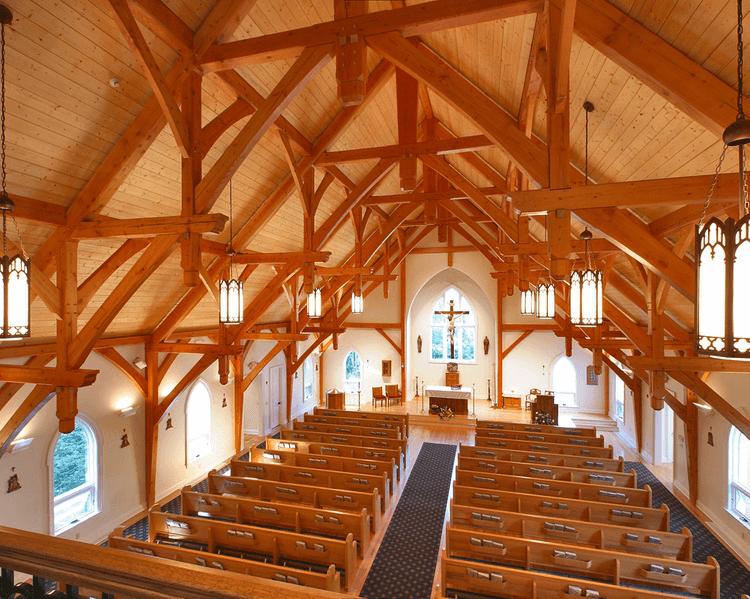 沈阳木结构建筑设计