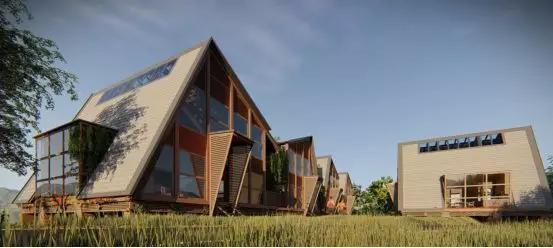 木结构房屋设计注意事项介绍