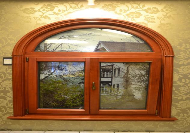 BV68实木窗