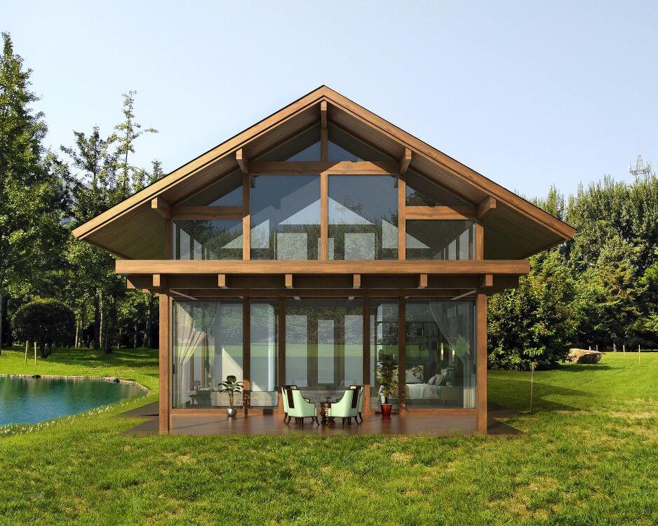 沈阳木结构