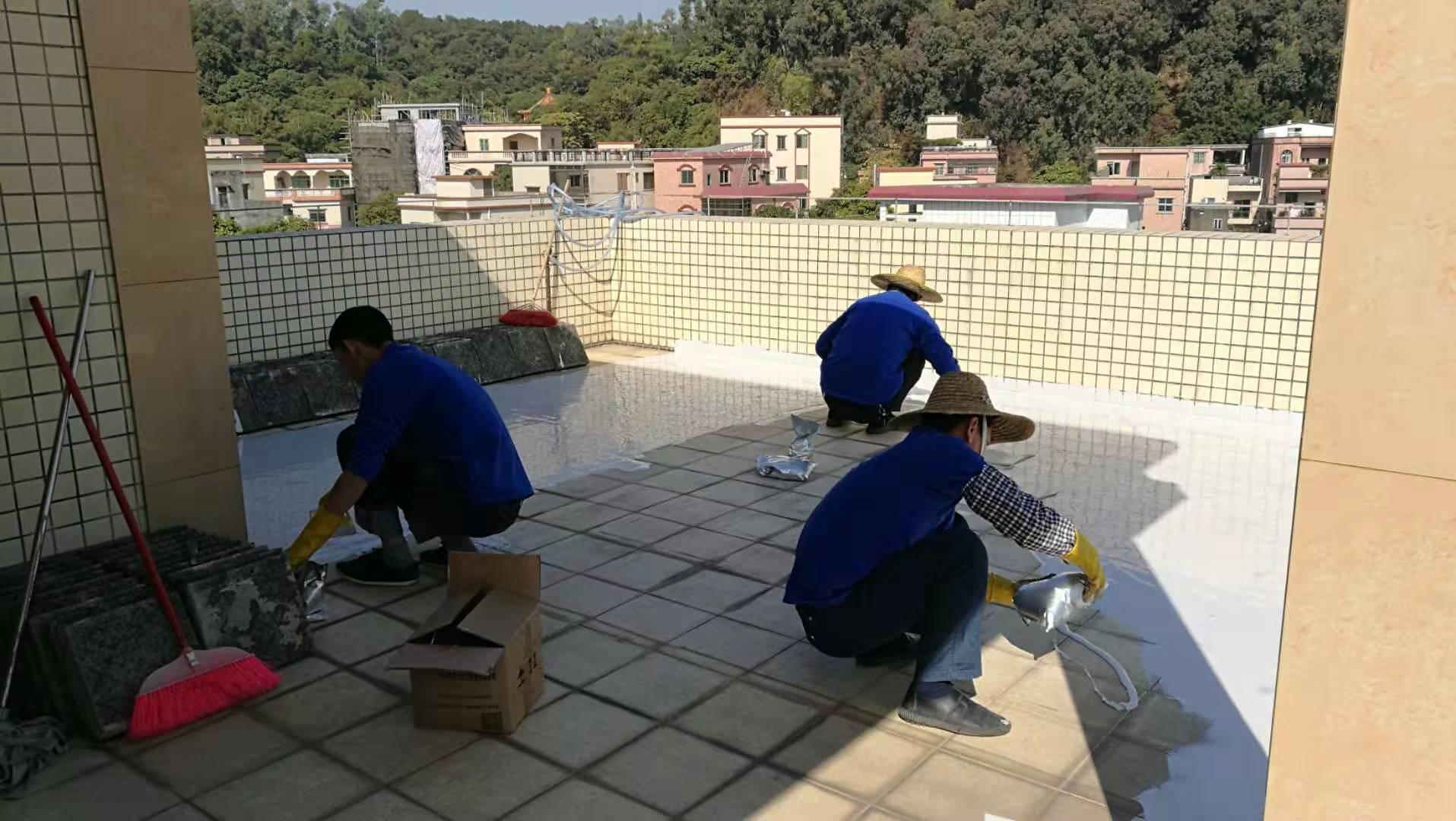 防水知识系列之一,为什么用博兴防水材料是赚到了?