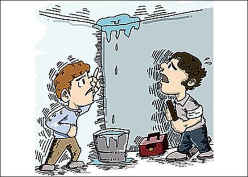 家里漏水最容易被忽略的这几个地方