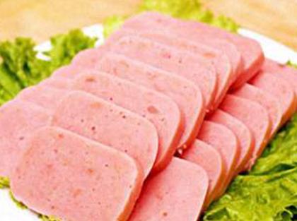 午餐肉配送