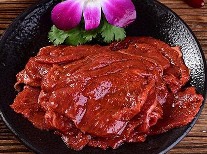 黑椒牛肉配送
