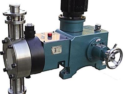 沈陽計量泵的結構和種類