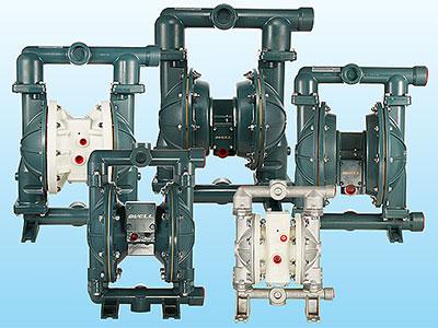 氣動隔膜泵原理與隔膜片選擇