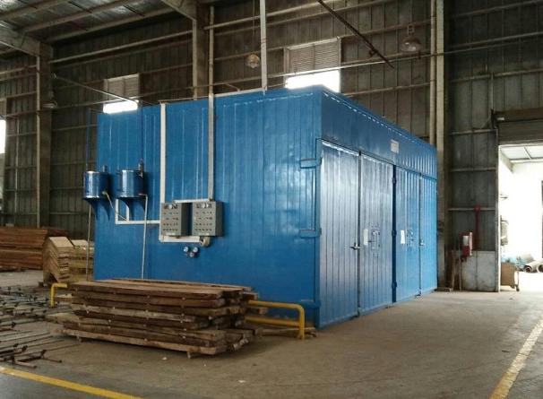 生态板木材烘干机