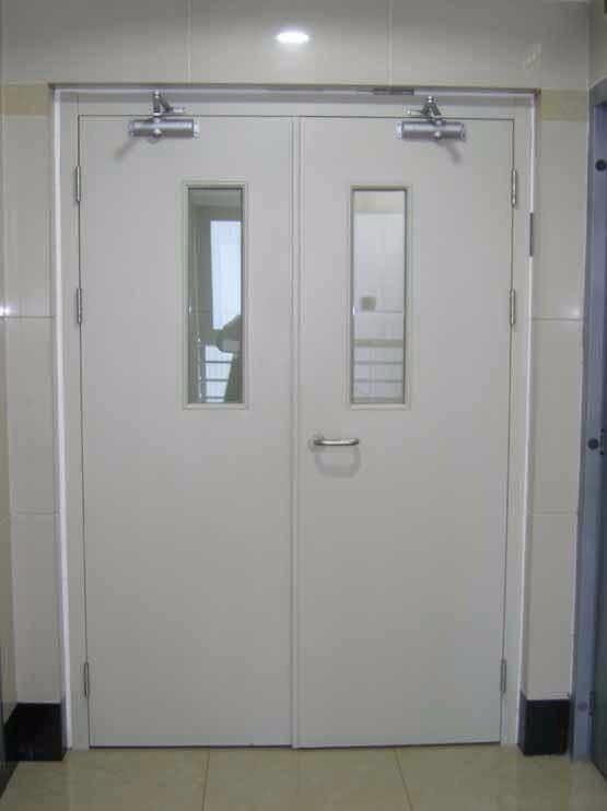 关于密闭门的材质特点以及用途