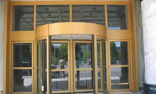哈尔滨/齐齐哈尔旋转门导向轨如何做好安装呢?