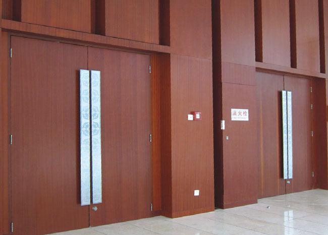 隔音门的设计法则以及如何提升隔音门的隔音量