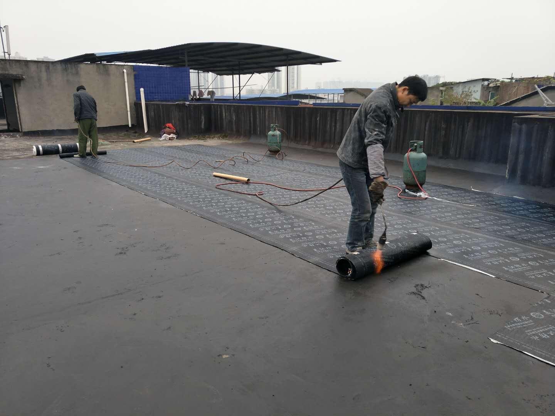 陈家桥屋面防水施工