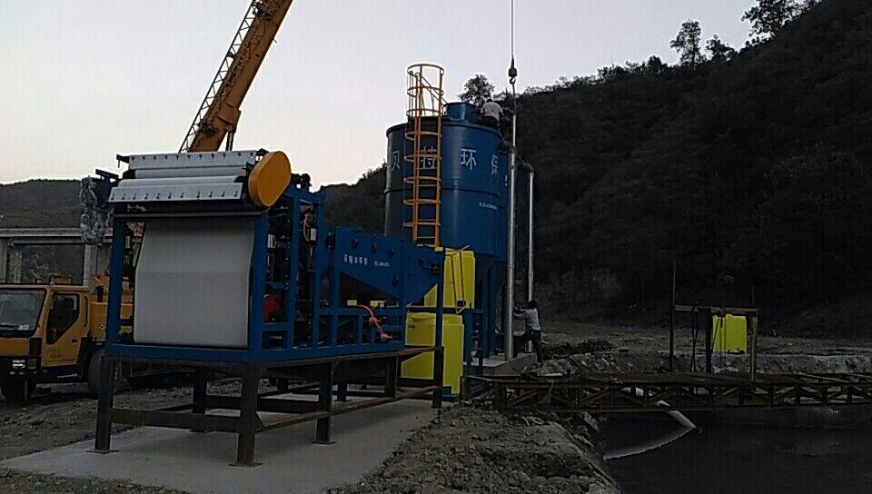 南京洗沙污水处理设备
