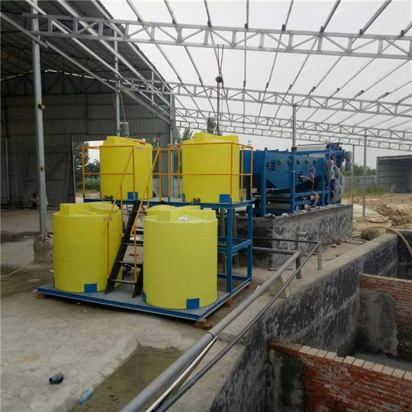河南泥漿處理設備