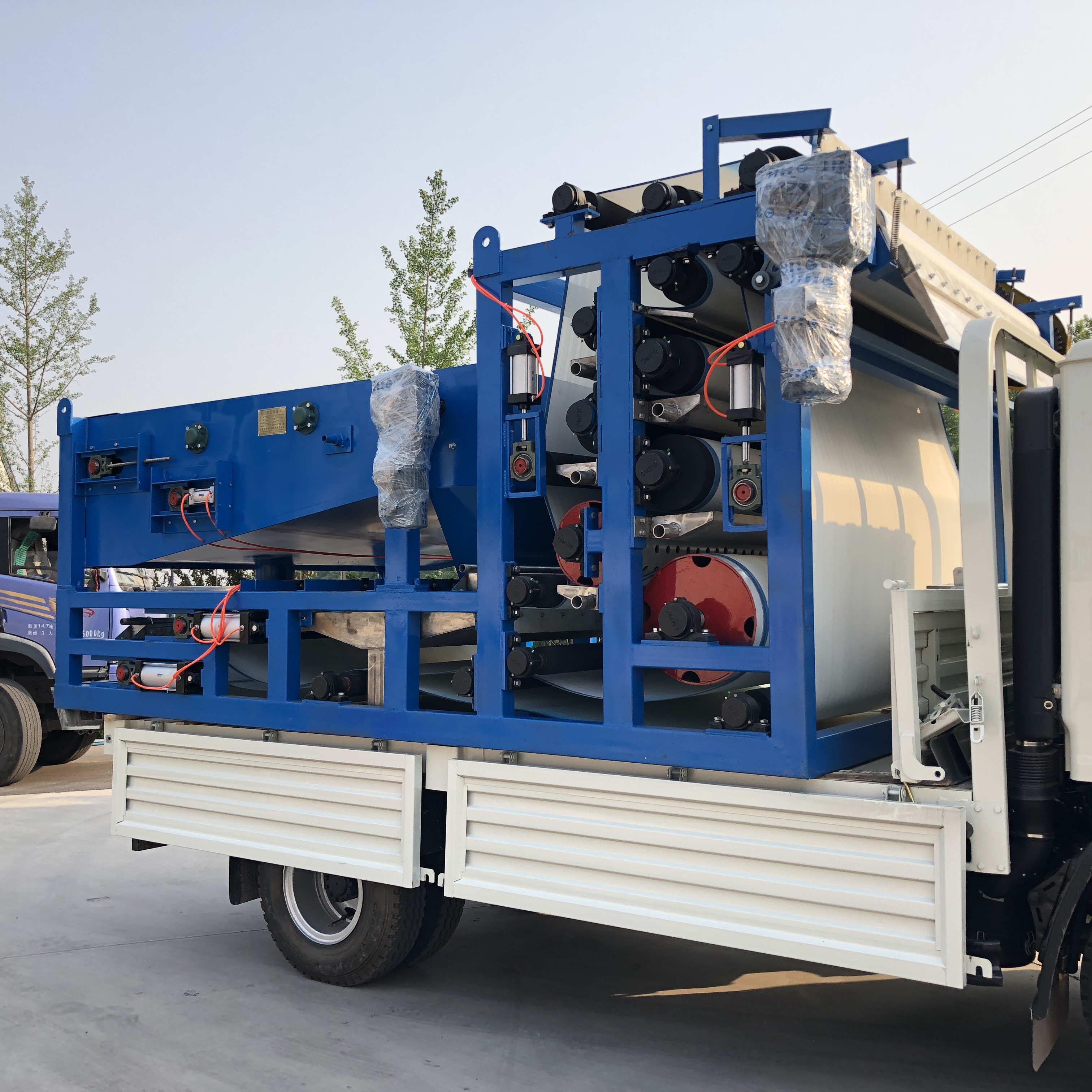 江苏泥浆处理设备