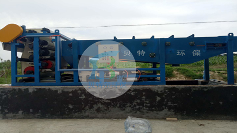西安洗沙污水處理設備報價