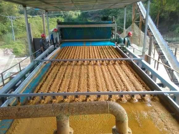洗泥浆处理设备