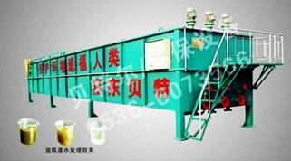 污水处理设备(引气气浮机)