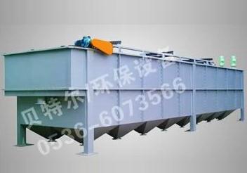 汙水處理成套設備(平流式气浮沉淀一体机)