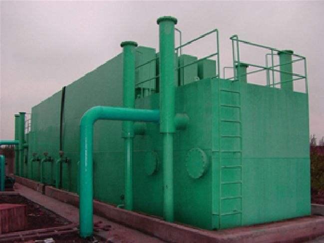 工业区污水处理设备
