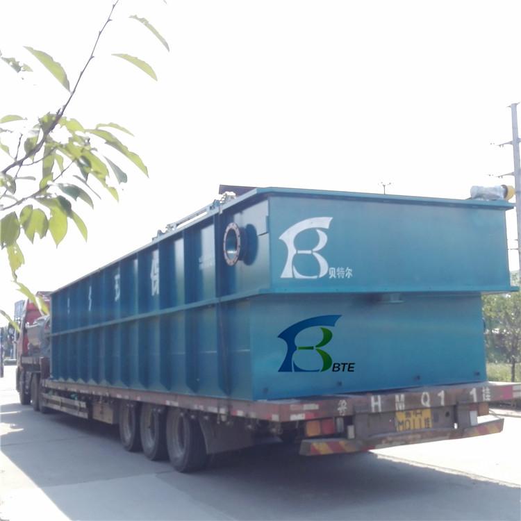 工业废水处理设备溶气气浮机
