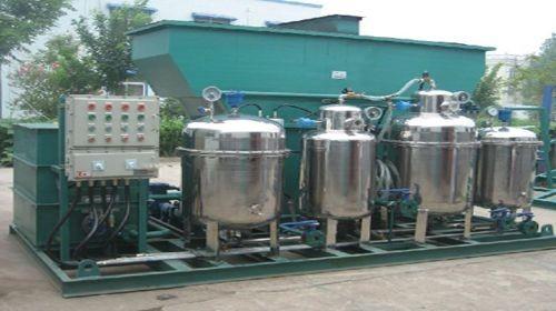 工厂污水处理设备的四大分类