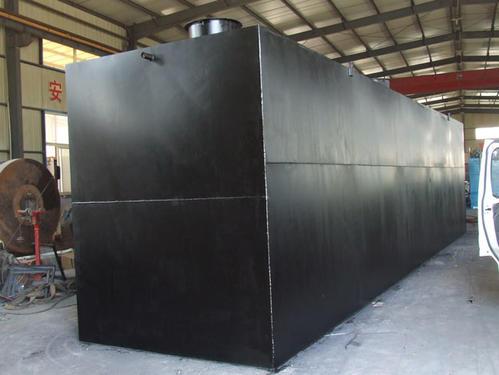 一体化工业废水处理设备