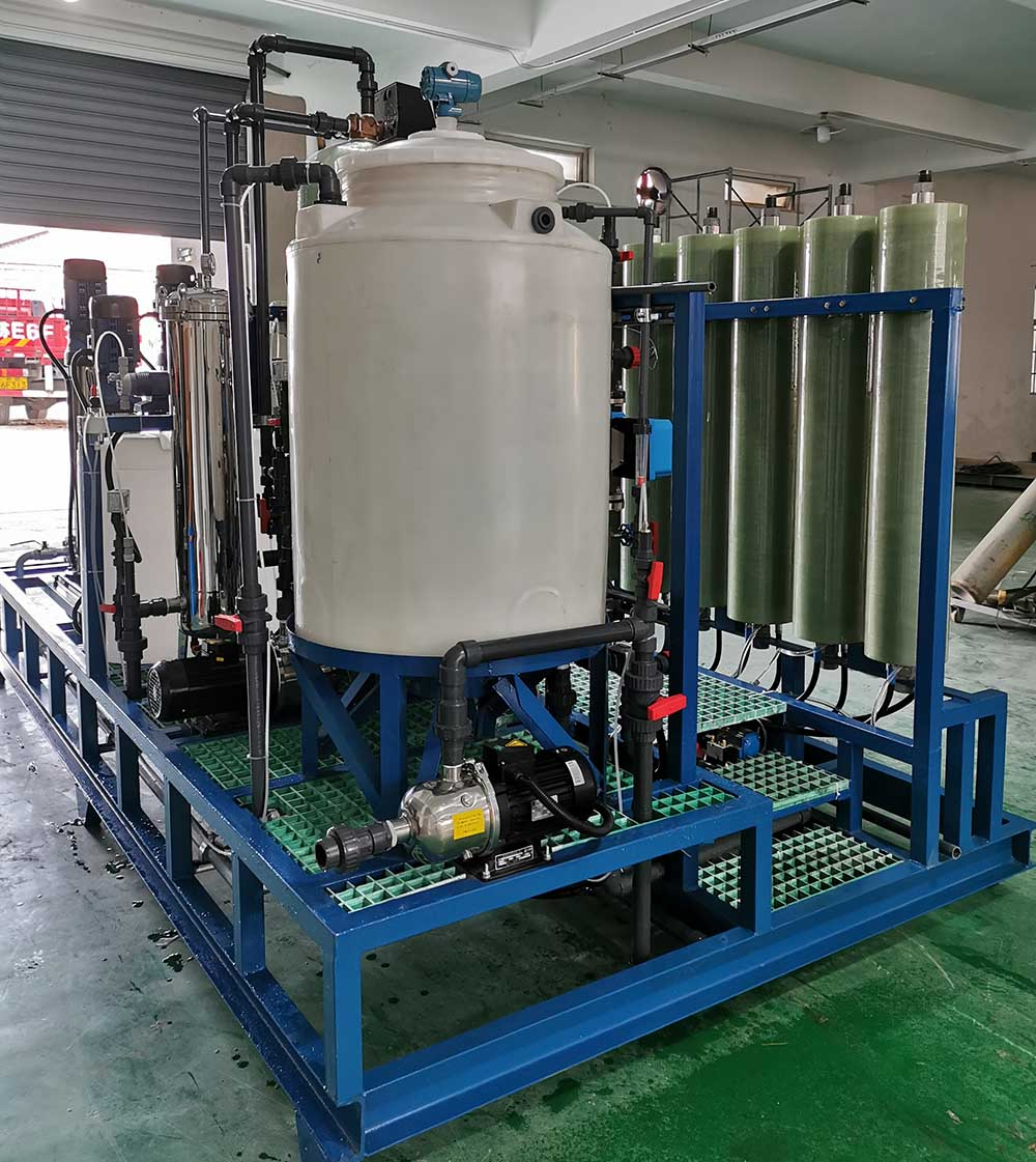 工業汙水設備行業發展前景是怎樣的?