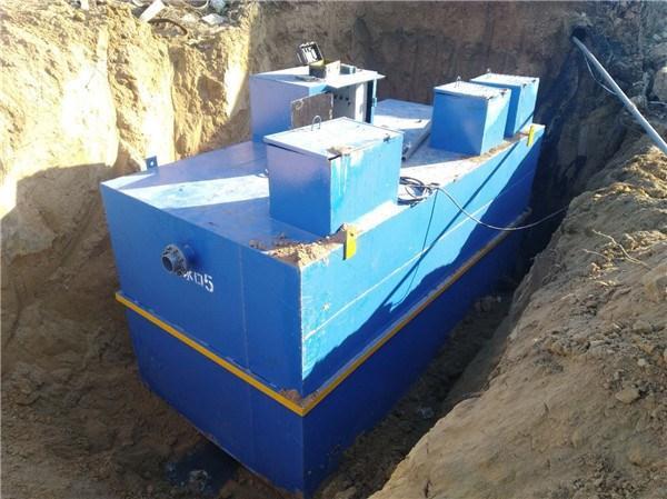 生活污水处理设备怎么处理达标