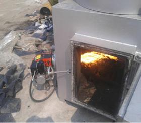 小型垃圾焚烧炉焚烧装置