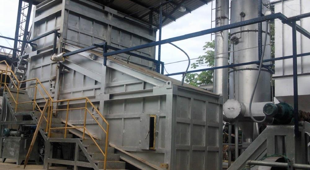 垃圾焚烧炉用于焚烧病害畜禽的操作步骤