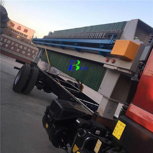 板框式(污泥)压滤机厂家