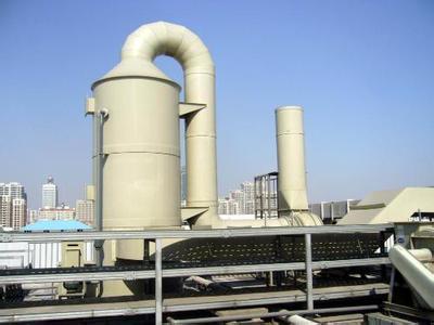 废气处理设备日常运行中的问题