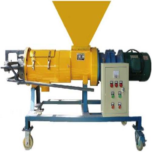 螺旋挤压式固液分离机